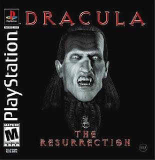 Screenshot Thumbnail / Media File 1 for Dracula - The Resurrection [Disc2of2] [U]
